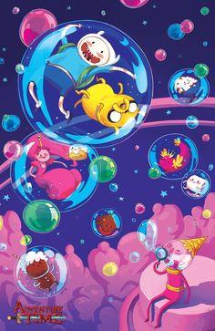 Adventure Time ru   Время приключений