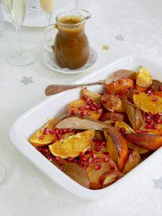 Uuden vuoden brunssi on ihana tapa toivottaa uusi vuosi tervetulleeksi. Nosta malja mimosalla, herkuttele perunaletuilla,  dippileipätikuilla, broiler-couscoussalaatilla, uunihedelmillä, suklaasarvilla, juustoilla.... Ratatouille, Bruschetta, Granola, Koti, Ethnic Recipes, Muesli