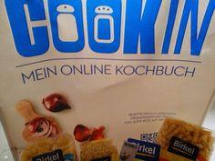 Netties Test und Schnüffelecke: Tester für das Onlinekochbuch# COOKING