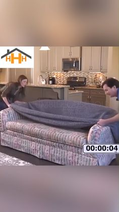 INSTANTLY Give Your Home A Fresh, New Look 😍 Protect new furniture or refurbish any old Sofa with our Slip Sofa Cover, taking less than 5 minutes to install, it universally fits any Sofa! Home Crafts, Diy Home Decor, Old Sofa, Dog Furniture, Rustic Furniture, Vintage Furniture, Couch Covers, Pillow Covers, Home Gadgets