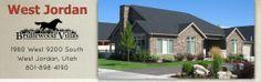 Bridlewood Villas - West Jordan West Jordan, Villas, Utah, Villa, Mansions