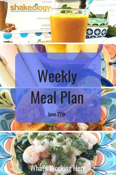 I am always getting requests for family friendly healthy meals. This week's meal plan features my husband & 12 year old son's favorite meals. Check out what is on this week's menu and see how to make your family's favorite meals a little bit healthier. It's easier than you think. Weekly Menu Printable, Weekly Menu Template, Meal Planning Printable, Healthy Dishes, Healthy Meals, Healthy Recipes, Beachbody Meal Plan, Fried Chicken Nuggets, 80 Day Obsession