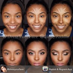 Bridal look and Glam Face. Dramatic contouring for high definition results. Dress your face certified.@jinnyriddle