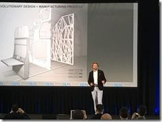 A nice write up of the recent REAL 2016 event on emerging 3D technologies. http://autodesk.blogs.com/between_the_lines/2016/03/real-2016-is-a-wrap.html