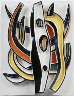 Abstract composition - Fernand Léger
