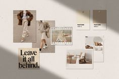 About 20 Realistic Natural Wall Mood Board Mockups Realistic Natural Wall Mood Board Mockups that will help you showcase your branding designs with ease. Aesthetic Desktop Wallpaper, Laptop Wallpaper, Instagram Post Template, Instagram Frame, Scene Creator, Dream Rooms, Wall Collage, Pantone, Mockup
