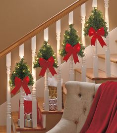 battery operated tree or wreath led tree christmas stairs christmas time white