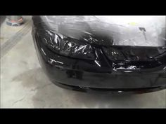 How to paint your car yourself auto body repair 1 of 2 more paint your car at home how to repair and paint a plastic bumper cover solutioingenieria Gallery