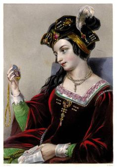 Anne Boleyn,Queen Consort of Henry VIII - Anne Boleyn, second wife of Henry VIII. He divorced his first wife, Catherine of Aragon, to marry Anne.