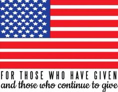 Happy Memorial Day! We would like to thank those who have served and continue to serve this country. #MemorialDay #USA #thankyou