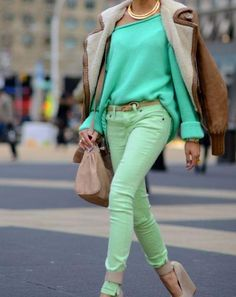 How to Wear Green (for St. Patrick's Day and Beyond) - Style-Edition Blog - style-edition