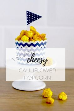 These vegan cheesy cauliflower popcorn is sure to turn any veggie-hater into a lover. The secret - nutritional yeast aka nutritional deliciousness. Cauliflower Popcorn, Cheesy Cauliflower, Vegan Cauliflower, Aberdeen, Delicious Cookie Recipes, Vegan Recipes, Diet Recipes, Dessert Recipes, Brewers Yeast Benefits