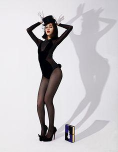 オランピア ル タンの2014年秋冬ルックビジュアル公開 - モデルは水原希子 - 写真2 | ファッションニュース - ファッションプレス