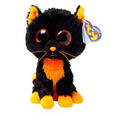 TY® black cat beanie boo™ - sports   Five Below