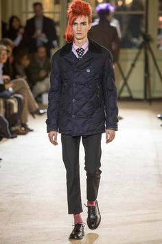 Junya Watanabe | Fall 2014 Menswear Collection.