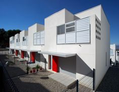 Spain Social housing Project 52 units by Aguilera Guerrero