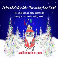 It's Christmas in July and we are planning this years Holiday Event for Jacksonville, FL