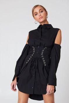 Traction Shirt Dress