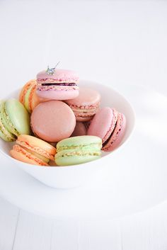 Oh Macarons! | Au Petit Goût photography