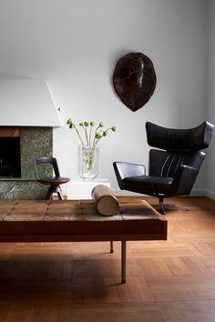 Arne Jacobsen Ox Chair