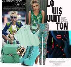 """Fashionation"" by heathernicole ❤ liked on Polyvore"