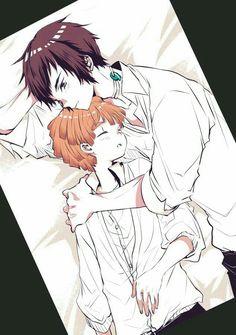 Kimetsu no yaiba [ yaoi ] Anime Angel, Anime Demon, Manga Vs Anime, Anime Guys, Demon Slayer, Slayer Anime, Detective Conan Ran, Familia Anime, Villain Deku