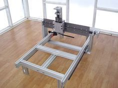 CNC - The Attached Gantry