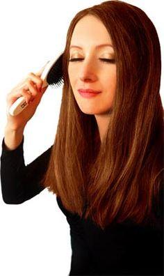 Finde die beste Haarbürste für deine Haare! Tricks, Long Hair Styles, Beauty, Pictures, Best Hair Brush, Round Round, Amazing, Long Hairstyle, Long Haircuts
