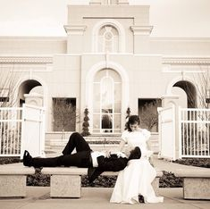 LDS Wedding Photos!!! Love:) Temple