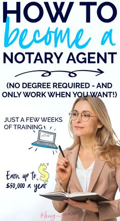 Should You Become a Notary Public? - How To Make Money as a Notary become a notary agent, notary job Notary Jobs, Notary Public, Work From Home Opportunities, Work From Home Jobs, Business Opportunities, Earn Money From Home, Way To Make Money, Quick Money, Become A Notary