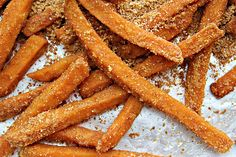 """Sweet Potato Pie Fries - My Alexia Foods """"Reinvent a Classic"""" Final Submission! - Joanne Eats Well With Others"""