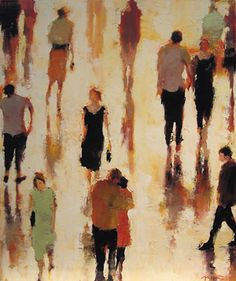 Have we Met?/Welcome to Christie Gallery, featuring the works of painter Lorraine Christie.