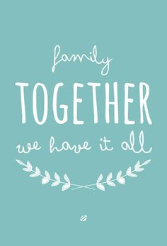 LostBumblebee: Family... My 200th post- WOWZA (!) and YOU!