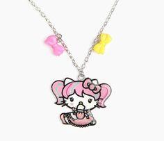 ade28972ac4b Hello Kitty Necklace  Japanimation Hello Kitty Items