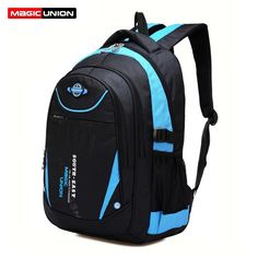f792a60215a0 MAGIC UNION Children School Bags For Girls Boys High Quality Children  Backpack In Primary School Backpacks Mochila Infantil Zip