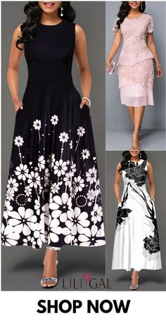modest spring summer dresses for women, black floral print maxi dress, sleeveless high waisted long dress, pink lace dress, classy dress for wedding guest. Source by dresses for wedding guest classy Women's Dresses, Women's Fashion Dresses, Elegant Dresses, Cute Dresses, Casual Dresses, Floral Dresses, Fashion Styles, Mode Rockabilly, Mother Of Groom Dresses