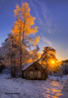 Morning light (Norway) by Rune Askeland on 500px E