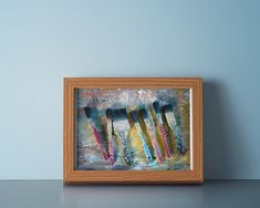 SALE Still life Paintbrushes Photograph. 12x9 by EyeshootPhotography. Available on Etsy