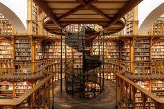 Bibliothek - Benediktinerabtei Maria Laach
