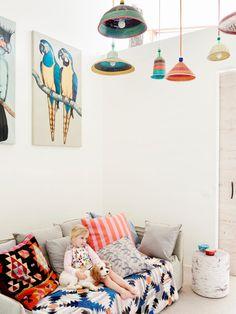 Chris and Arabella Wilson and Family — The Design Files   Australia's most popular design blog.