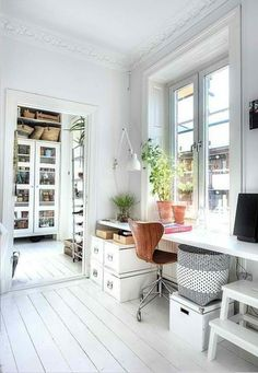 Home office interior ideas