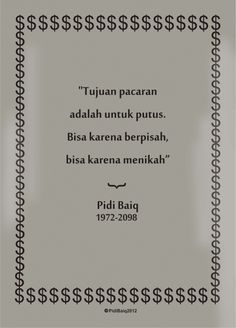 Pidi Baiq