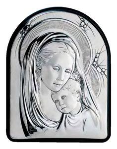 Obrazek Matka Boska z dzieciątkiem - (m#661-667) [PasazHandlowy.eu]