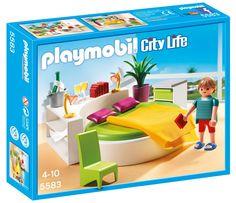Playmobil 5583 - Moderna Camera da Letto: Amazon.it: Giochi e giocattoli