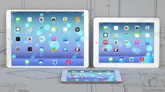iPad Pro 12.9 inch screen debuted 2015