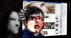 """Nova ilustração: """"FaKebook"""" ~> Em breve ilustrando um novo post no blog http://antijornalismo.blogspot.com.br"""