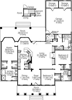 1000 Images About House Plans 2000 2500 Sq Ft On