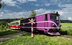 Schmalspurbahn JHMD