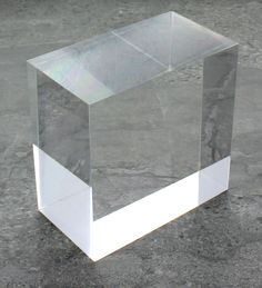 Check out the deal on Solid Clear Acrylic Block  at Buy Acrylic Displays | Shop Acrylic POP Displays Online
