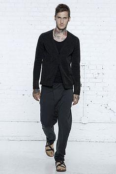 Helmut Lang Spring 2008 Menswear